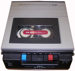 Oude Video Cassette Recorder